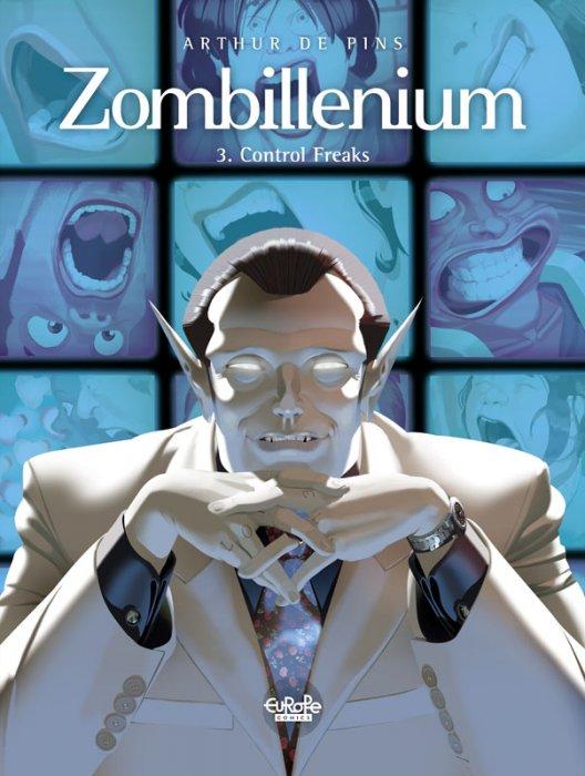 Zombillenium #3 - Control Freaks