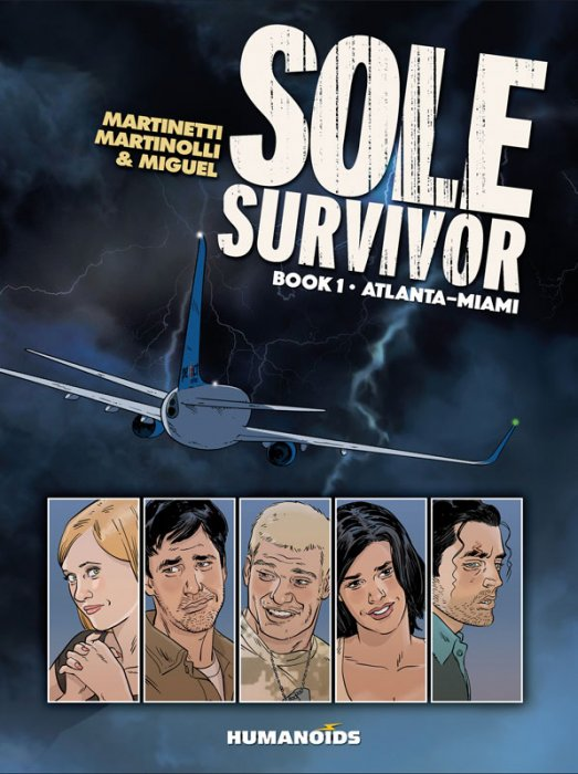 Sole Survivor #1-3 Complete