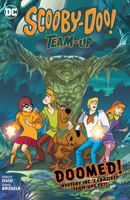 Scooby-Doo Team-Up Vol.7 - Doomed!