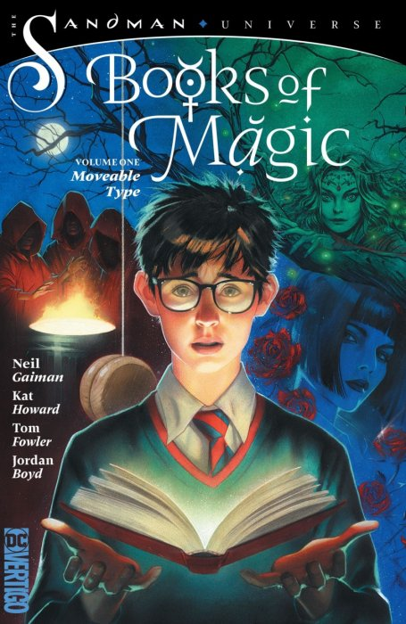 Books of Magic Vol.1 - Moveable Type