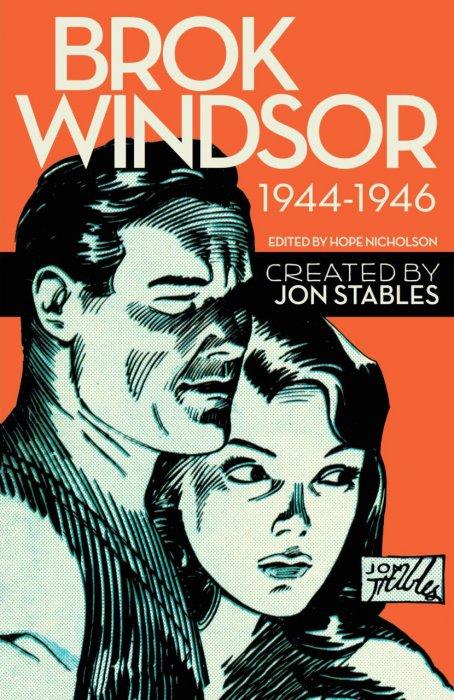 Brok Windsor #1 - TPB