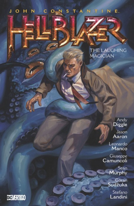 John Constantine Hellblazer Vol.21 - The Laughing Magician