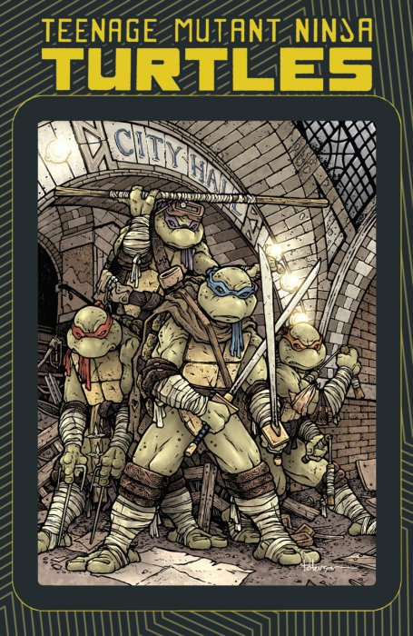 Teenage Mutant Ninja Turtles - Macro Series #1 - TPB