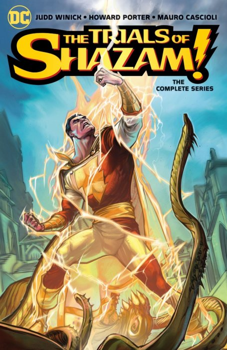 The Trials of Shazam - The Complete Series #1 - TPB