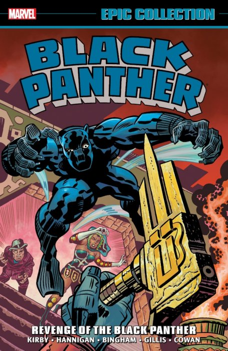 Black Panther Epic Collection Vol.2 - Revenge of the Black Panther