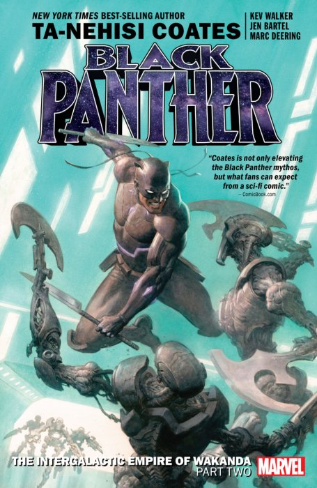Black Panther Vol.7 - The Intergalactic Empire of Wakanda Part 2