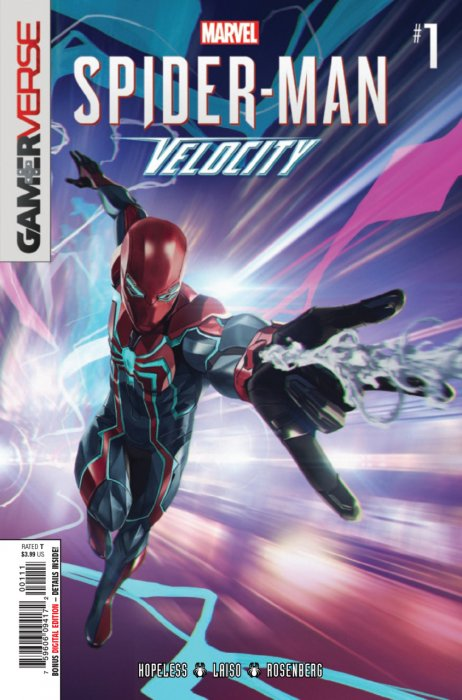 Marvel's Spider-Man - Velocity #1