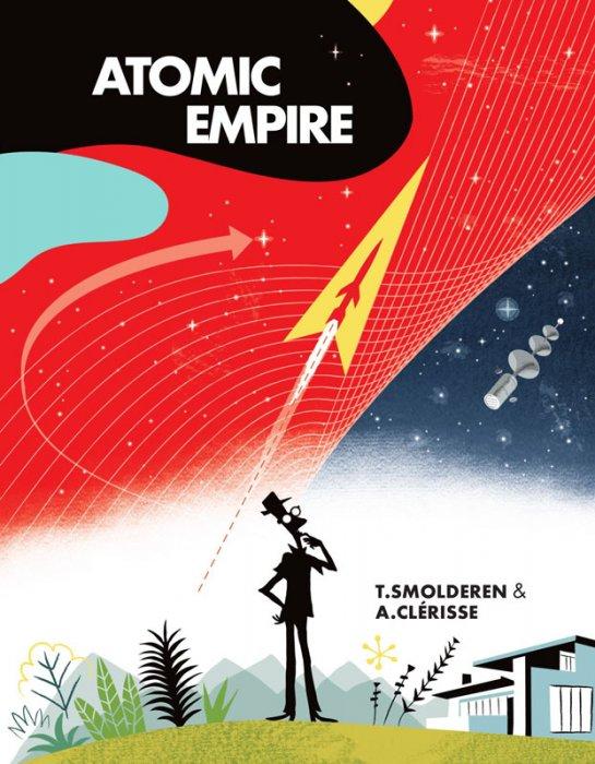 Atomic Empire #1 - HC