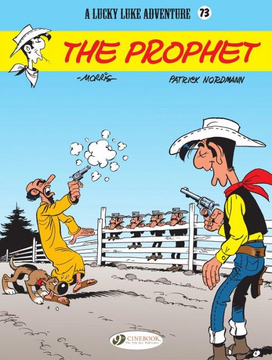 Lucky Luke #73 - The Prophet