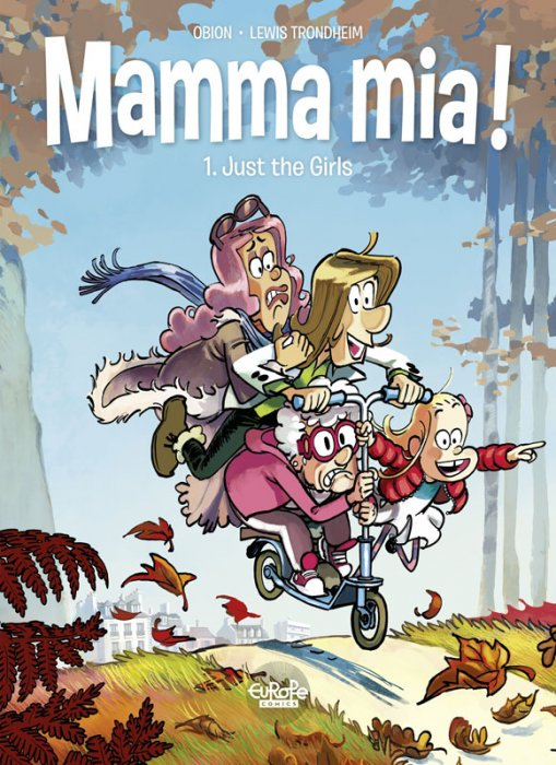 Mamma Mia! #1 - Just the Girls