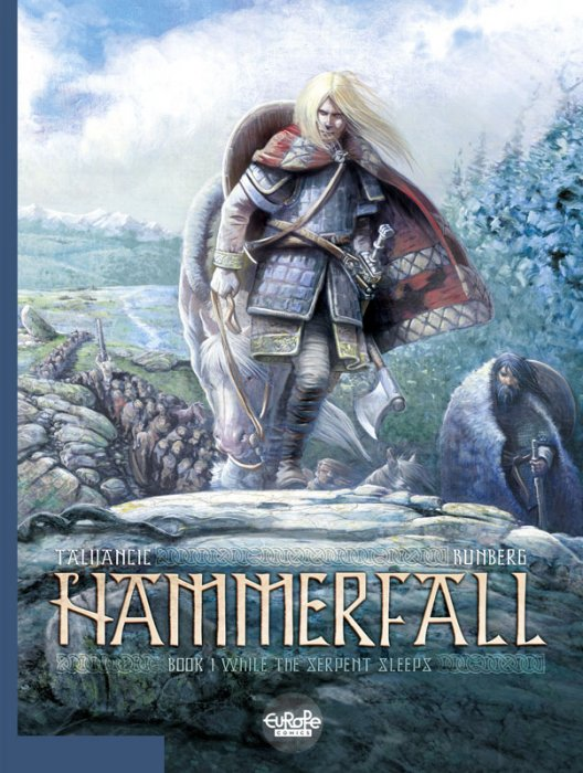 Hammerfall #1 - While the Serpent Sleeps
