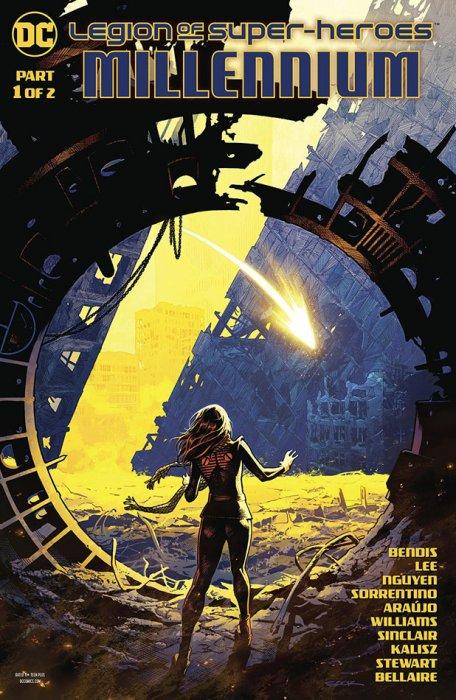 Legion of Superheroes - Millenium #1