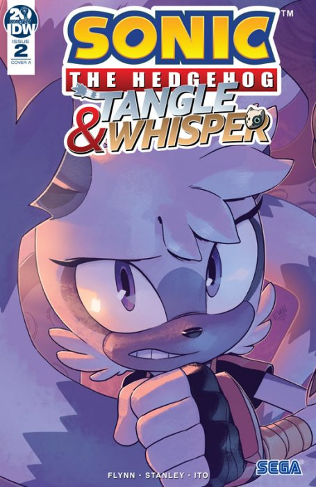 Sonic the Hedgehog - Tangle & Whisper #2