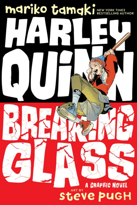 Harley Quinn - Breaking Glass #1 - OGN