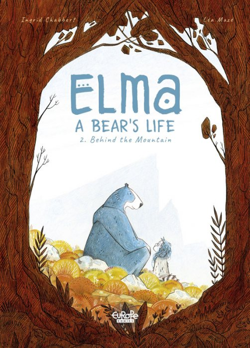 Elma. A Bear's Life #2 - Behind the Mountain
