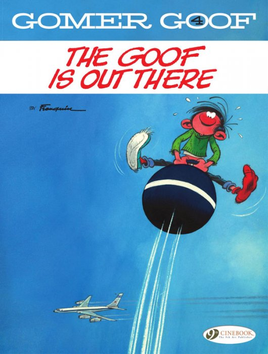 Gomer Goof Vol.4 - The Goof is Out There