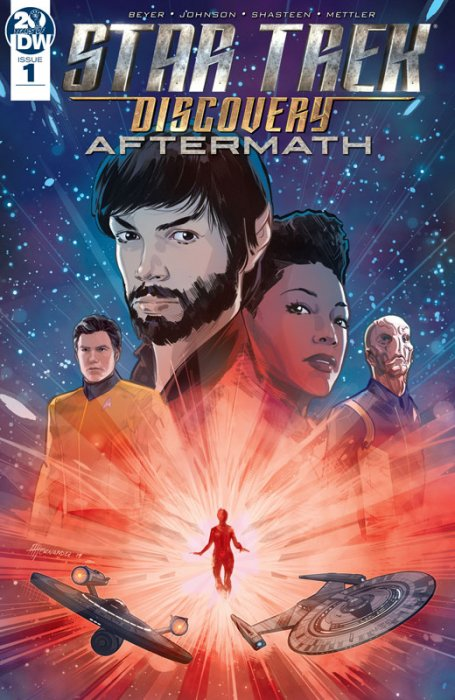 Star Trek - Discovery - Aftermath #1