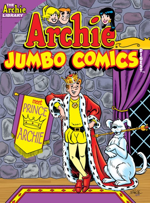 Archie Comics Double Digest #302