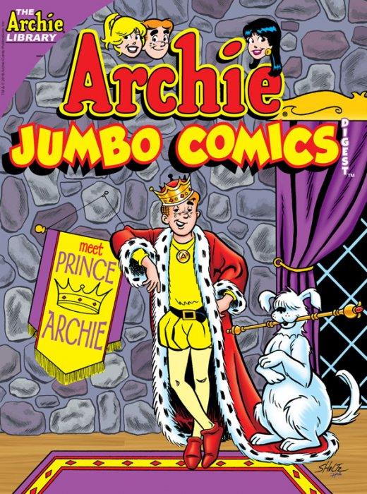 Archie Comics Double Digest #302