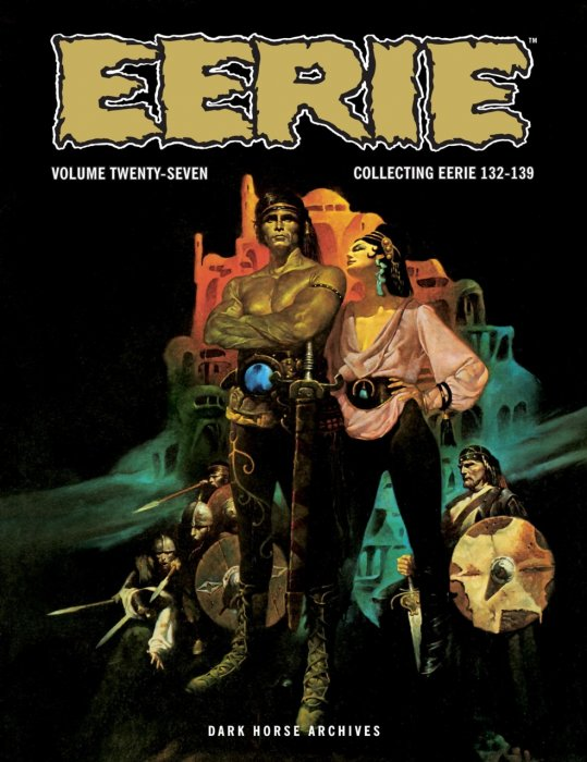 Eerie Archives Vol.27