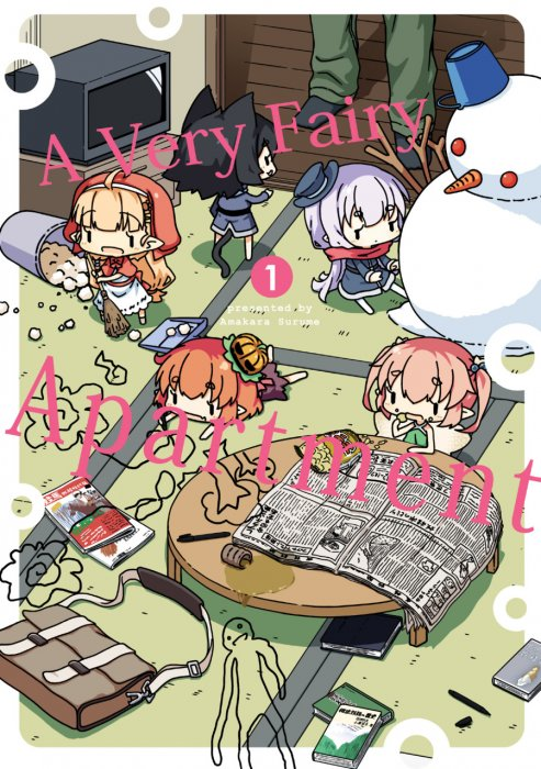 A Very Fairy Apartment Vol.1