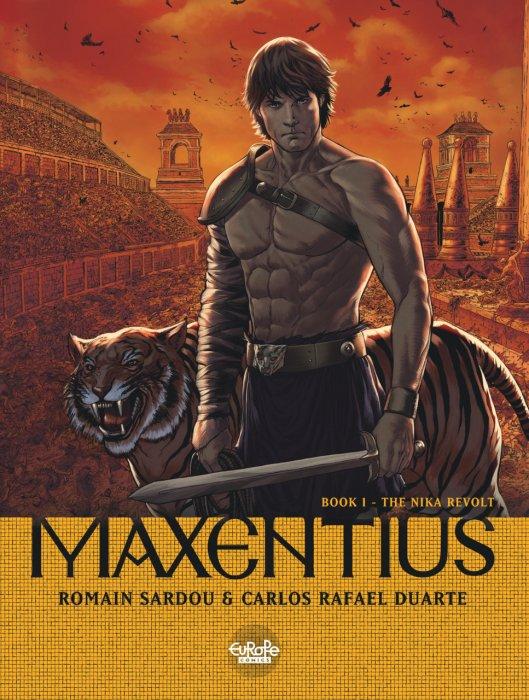 Maxentius #1-3 Complete