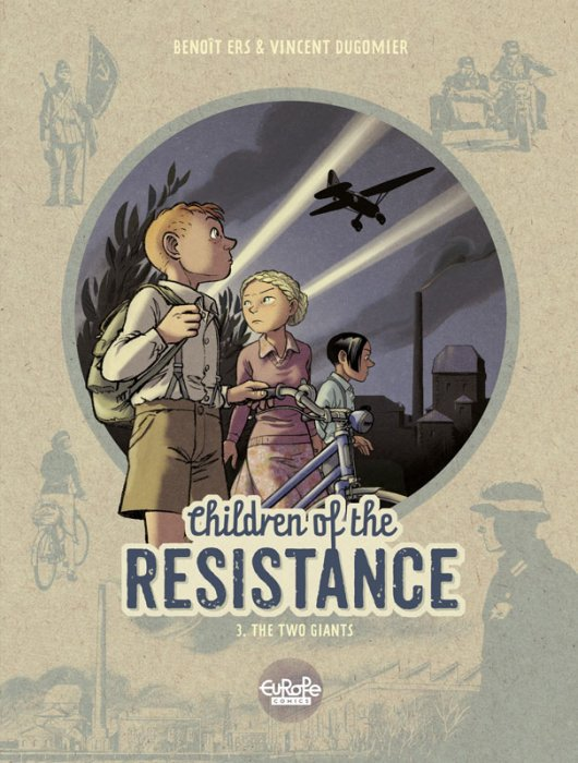 Children of the Resistance #3 - The Two Giants