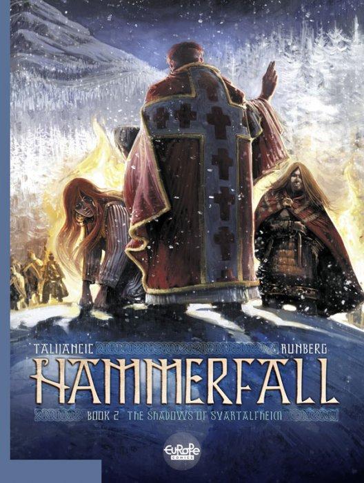 Hammerfall #2 - The Shadows of Svartalfheim