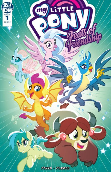 My Little Pony - Feats of Friendship #1