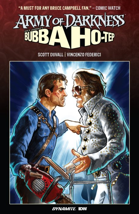 Army of Darkness - Bubba Ho-Tep #1 - TPB