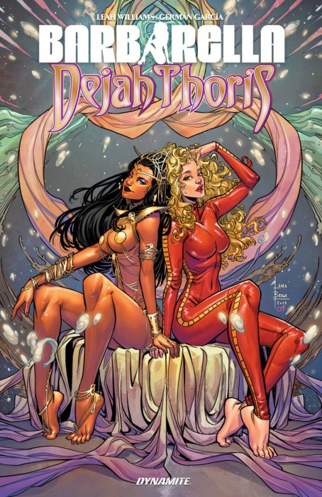 Barbarella - Dejah Thoris Vol.1