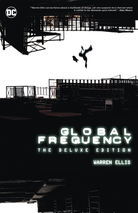 Global Frequency - The Deluxe Edition #1 - HC
