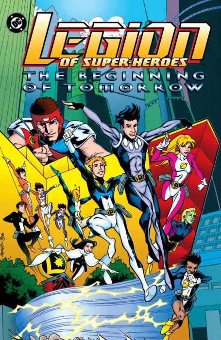 Legion of Super-Heroes - The Beginning of Tomorrow #1 - TPB