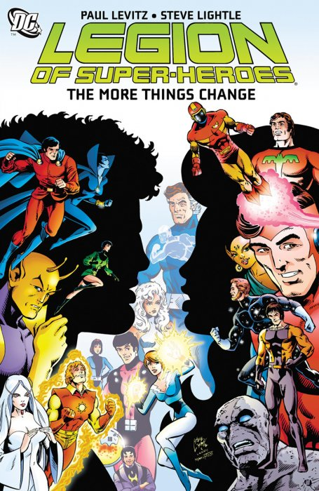 Legion of Super-Heroes - The More Things Change #1 - TPB