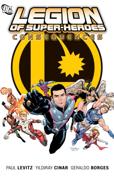 Legion of Super-Heroes Vol.2 - Consequences