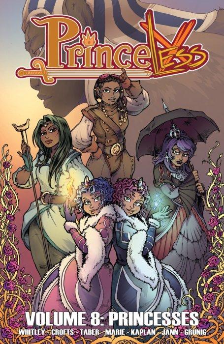 Princeless - Book 8 - Princesses