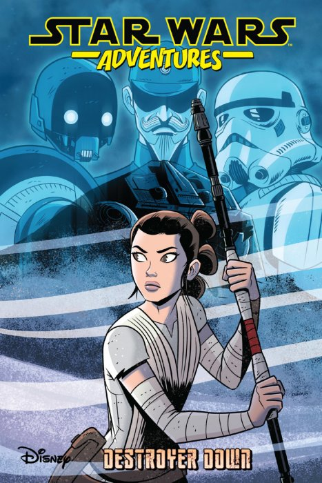Star Wars Adventures - Destroyer Down #1 - TPB