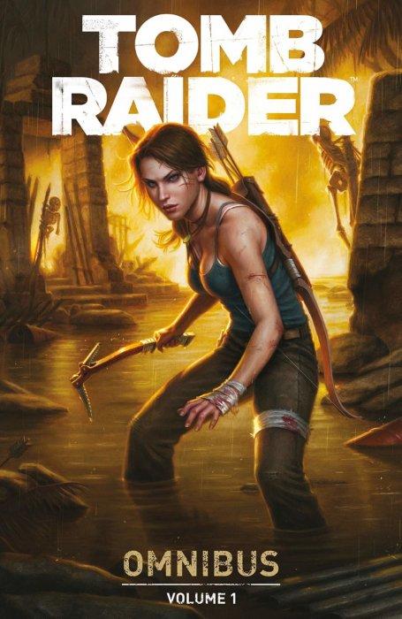Tomb Raider Omnibus Vol.1