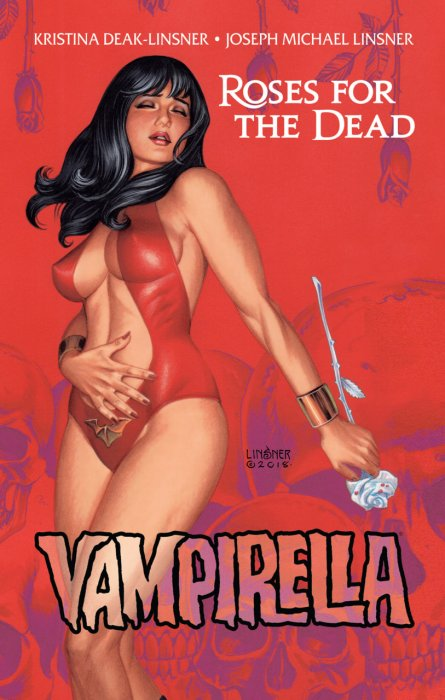 Vampirella - Roses for the Dead #1 - HC