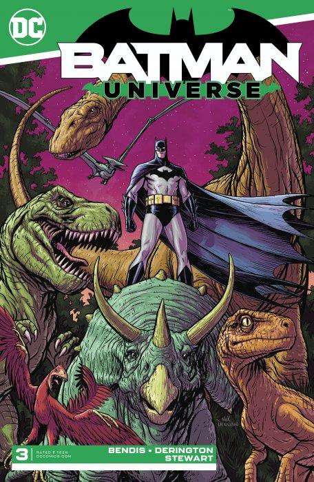 Batman - Universe #3