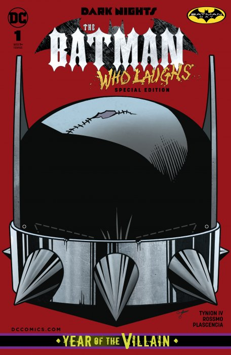 Dark Nights - The Batman Who Laughs #1