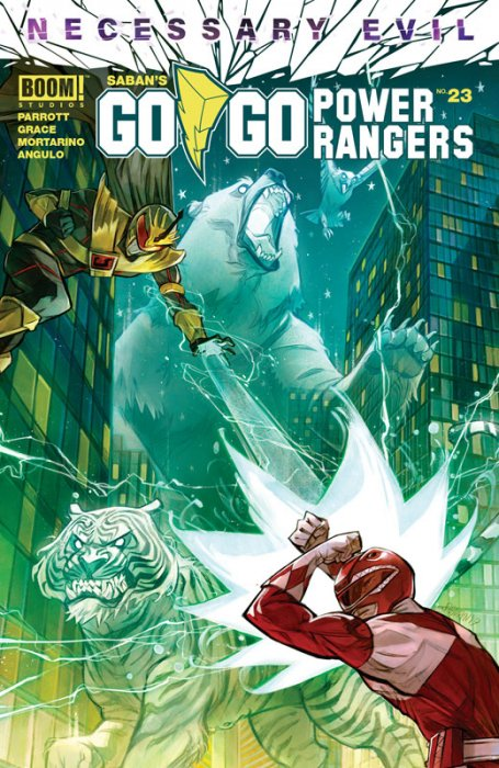 Saban's Go Go Power Rangers #23