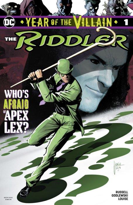 Riddler - Year Of The Villain #1