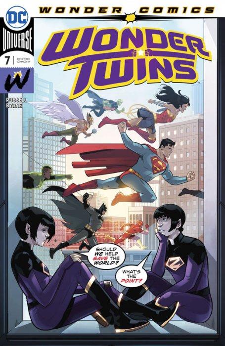 Wonder Twins #7