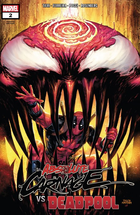 Absolute Carnage Vs Deadpool #2