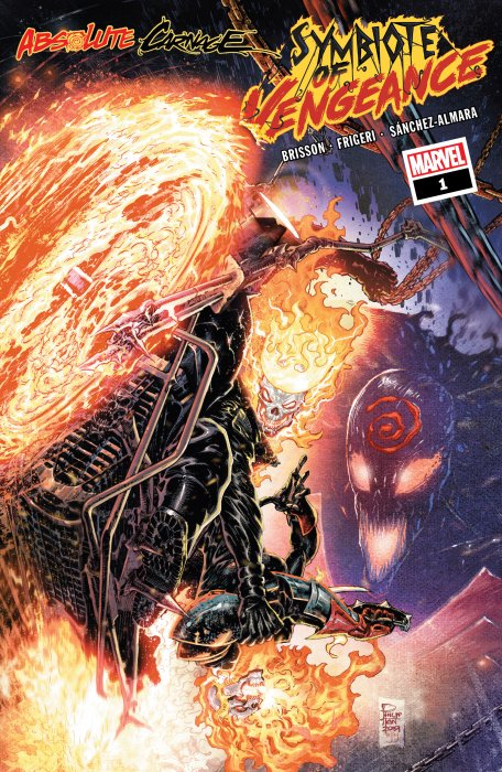 Absolute Carnage - Symbiote of Vengeance #1