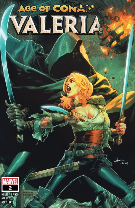 Age of Conan - Valeria #2