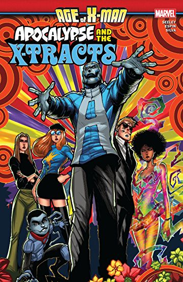 Age of X-Man - Apocalypse and the X-Tracts #1 - TPB