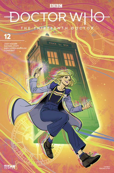 Doctor Who - The Thirteenth Doctor #12