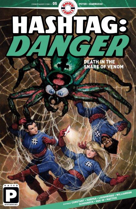 Hashtag - Danger #5